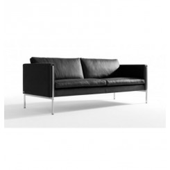 Capri 3 pl. lædersofa - Skipper Furniture