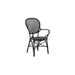 Sika design - Rossini Rattan Spisebordsstol.