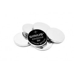 Sirius - Decopower Batteri 3V