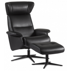 Space 3800 Lænestol med skammel - IMG