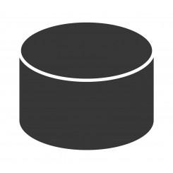 Cane-line - Cover 4 - Passer til spiseborde op til dia, 190 cm inkl. stole (5606)