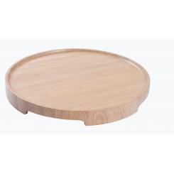 SACKit - TRAYit bakke - white stained oak