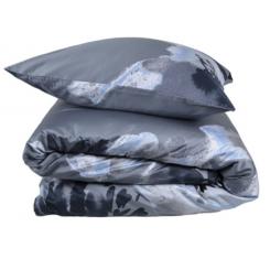 Compliments - Flores Blue Bed Linen 140x220 cm