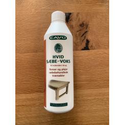 CAVO - Hvid sæbe voks