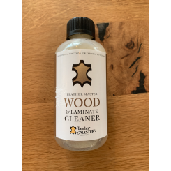 Leather Master - Wood & Laminate Cleaner