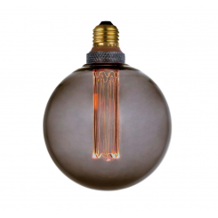 Halo Design - Colors Dim LED globe Ø12,5 Smoke